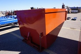 New/Unused Steel Forklift Dump Containers.
