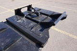 New/Unused Brush Mower Attachment for Skidloaders.