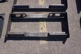 New/unused Skid Steer Attach Frame.