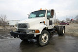 2004 Sterling Acterra Single Axle Conventional Cab & Chassis, VIN# 2FZCHAK346M27051, Caterpillar