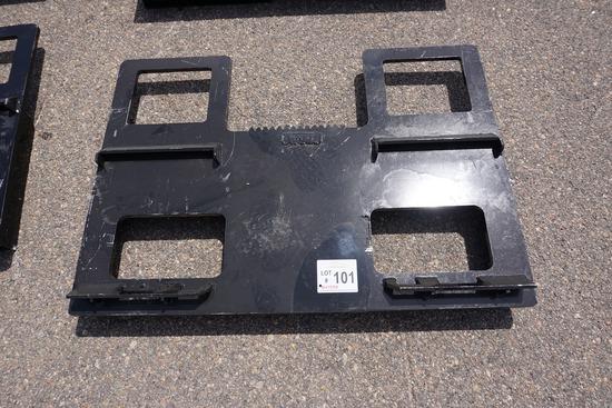 Fork Frame