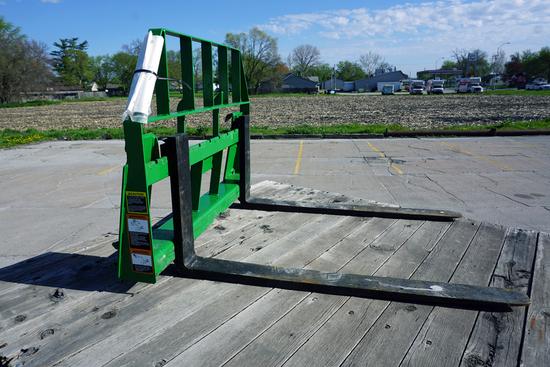 Frontier Forklift Attachment