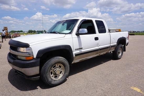 2001 Chevrolet K2500