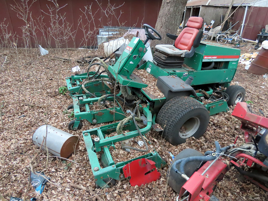 Ransomes AR250 - PARTS ONLY