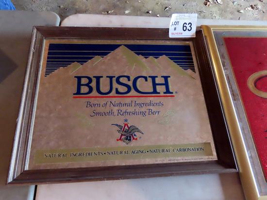 """Busch Mirror, 24"""" x 20 1/2"""""""
