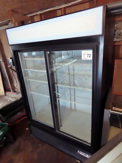Beverage Air Commercial 2-Door Reach-In Cooler