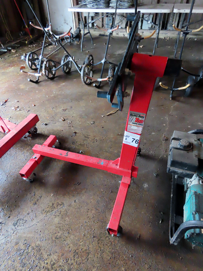 Pittsburgh Heavy Duty 1/2 Ton Engine Stand