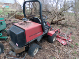 Toro Groundsmaster 455-D - PARTS ONLY
