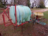 Ace-Roto-Mold Slide In Sprayer Unit with PTO Drive Pump