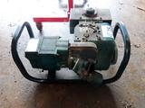 Powermate 4000 Watt Portable Generator with 8HP Briggs & Stratton Gas Engin