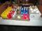 (11) Large Plastic 32 oz Dispenser Bottles, (56) 8 oz Dispenser Bottles, (6