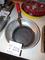 Aluminum Large Fry Pan & Cast Iron Fry Pan.