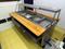 Duke 6' Commercial Stainless Steel Waterless Food Warmer, Wood Work Table o
