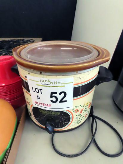 Electric Crock Pot.