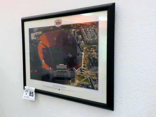 """Nebraska Print Titled """"Kick the Tires & Light the Fires (Sept 2009)."""