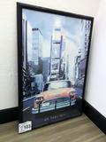 NY Taxi No 1 Wall Print (38