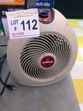 Bornado Variable Speed Heater.