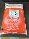 7lb Sack of Gluten Free Powdered Sugar.