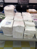 Large Selection of Napkins.