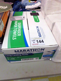 Full Case of Marathon 6 Large Rolls of Dispenser Paper Towels.