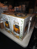 (4) lAl Fresco  & VMI Housewares Beverage Dispensers with Boxes.