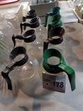 (8) LaRue Glass Coffee Pots.