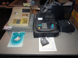Sharp Electronic Cash Register, Royal Touch Pay System with Screen, Royal C