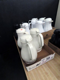 (11) 42 oz Insulated Coffee Pots with Lids.