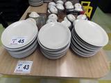 (31) Heavy Stoneware Platters.