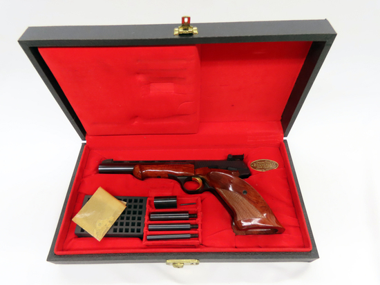 Belgium Browning 22 Target Pistol