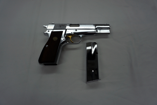 Browning Single Action