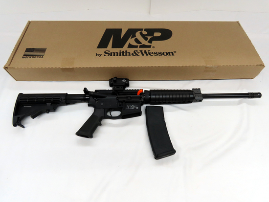 Smith & Wesson MP15