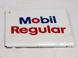 Mobil Gas Sign