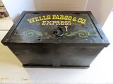 Wells Fargo Strong Box