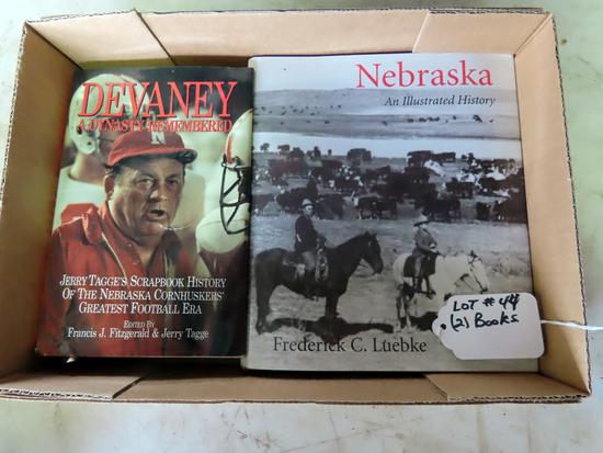 Nebraska Books