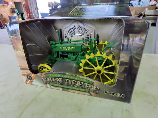 JD Toy Tractor