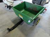 John Deere Garden Cart