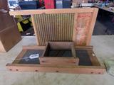 Cutter & Wash Board
