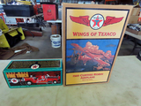 Toy Airplane & Fire Truck