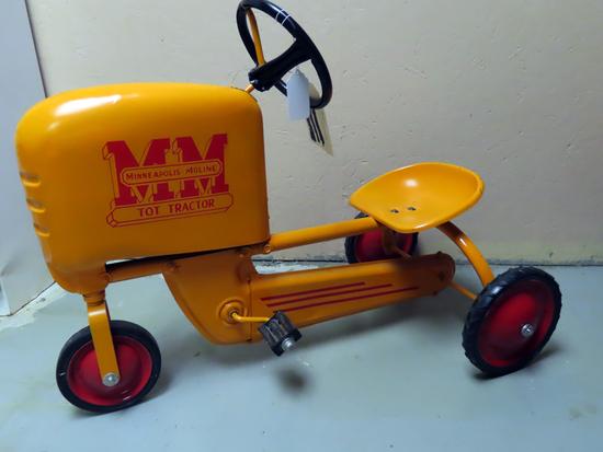 Minneapolis Moline Pedal Tractor