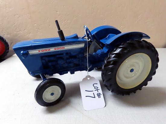 Ford Toy Tractor