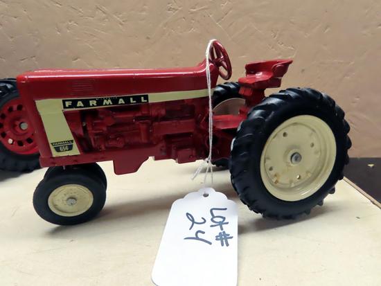 Farmall Toy Tractor