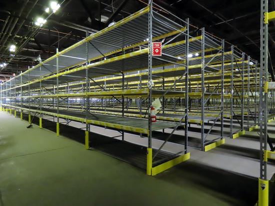Pallet Racking No Reserve Auction