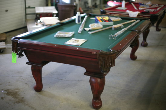 Connelly Catalina II Quot Auctions Online Proxibid - Connelly catalina pool table