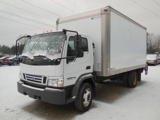 2007 Ford Box Truck