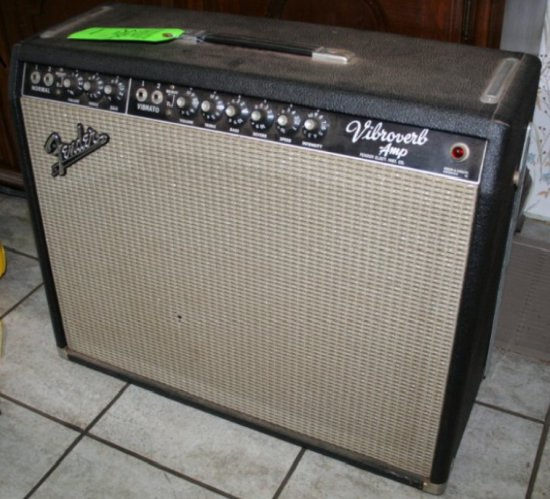Fender Vibroverb AA763 Amp