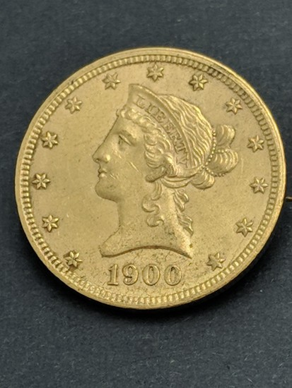 1900 US Ten-Dollar Gold Piece