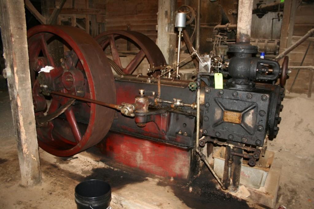 Antique Skinner Engine Co. Steam Engine
