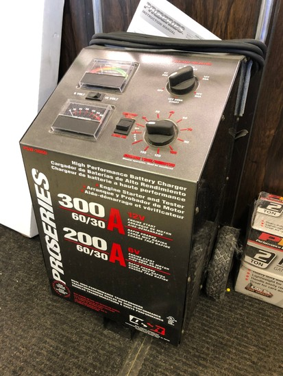 DSR Proseries Battery Charger