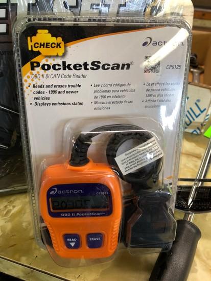 Actron Pocketscan Plus Scanner
